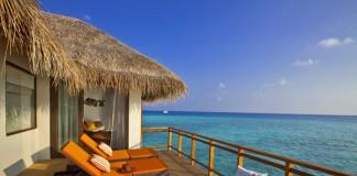 Villa sur pilotis à l'île Maurice