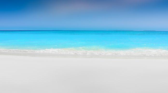 lagon des maldives